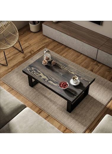 222 Concept Masif Ağaç Venge Renk 100x60 cm Orta Sehpa CPT2841-100 Kahve
